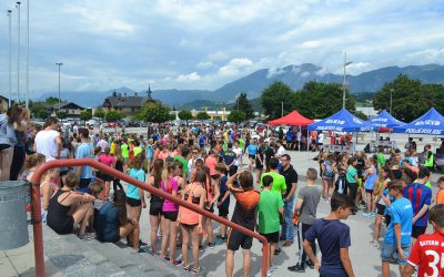 "Spendenlauf ""Run 4 Charity"""