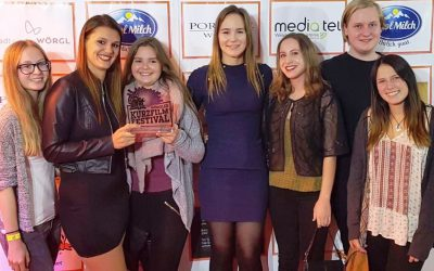Riesen Erfolg beim Wörgler Kurzfilmfestival