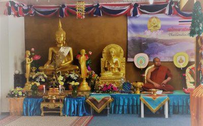 2AL-A im thailändischen Tempel in Kundl