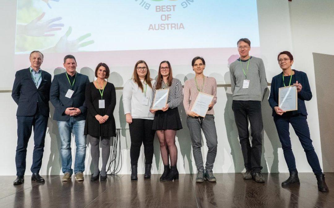 Best of Austria: Eine ganze Schule tanzt gegen Gewalt