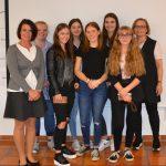 2CFW mit Dr. Christina Ritter und Schulleiterin Mag. Helga Dobler-Fuchs