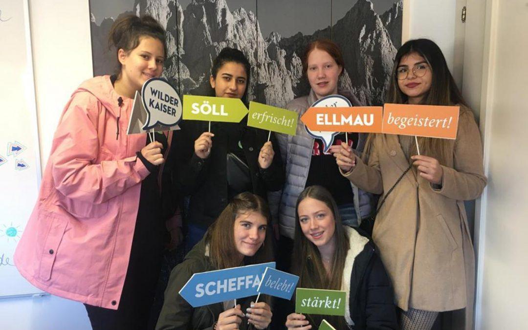 Erlebnisreicher Tag der offenen Betriebstür in Ellmau