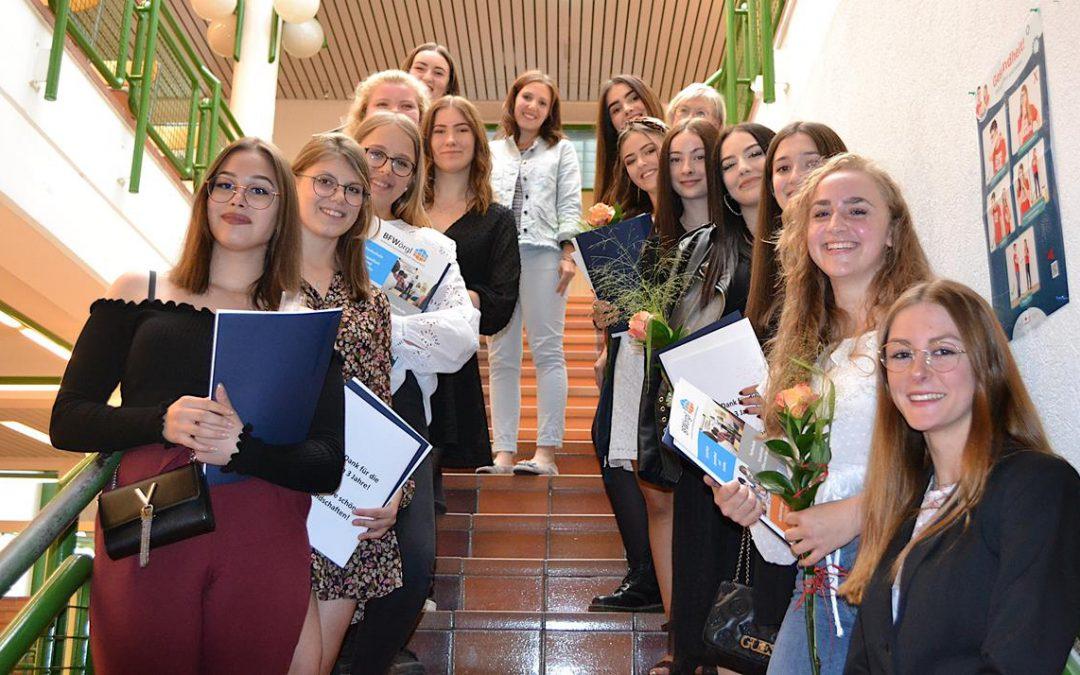 Abschlussprüfung 3CFW Jahrgang 2020