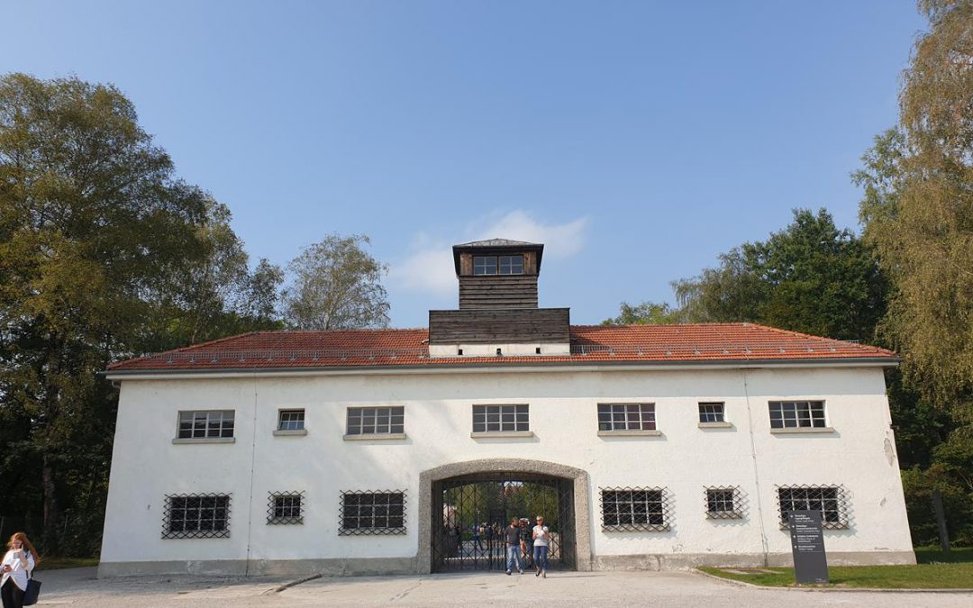 Exkursion Dachau 3FW