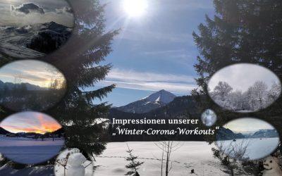 Winterimpressionen …