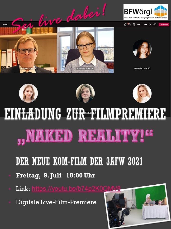 2021 naked reality FILM 3a 2021